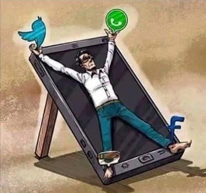 Jangan Sampai Menjadi Budak Teknologi