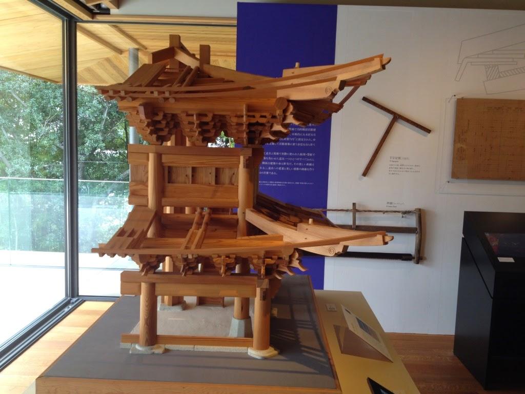 The New Takenaka Carpentry Museum