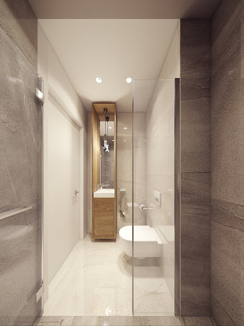 5 By 6 Bathroom Design