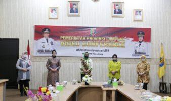 Riana Arinal Buka Telesimposium IX IDI Cabang Lampung Timur