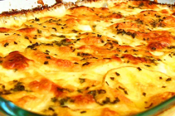 Scalloped Potato Gratin Recipe