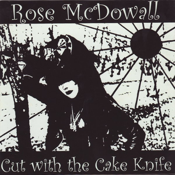 Rose Mcdowall Cut With The Cake Knife