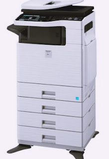 Sharp MX-C381 Printer Driver Download and Installations