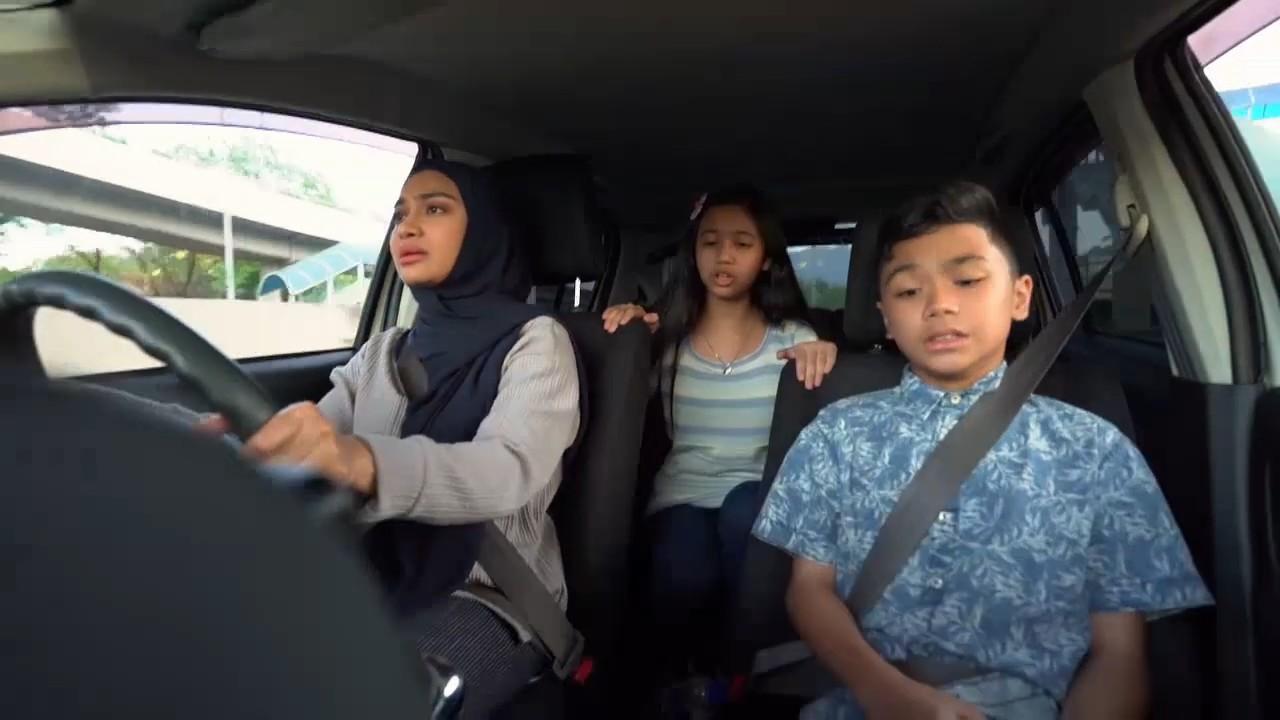Cerekarama Nak Balik Kampung Di TV3