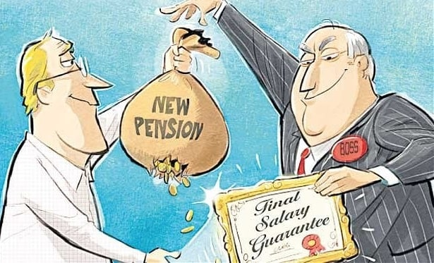mis-sold pension retirement account