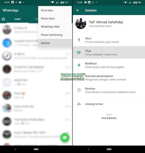 Cara Mengaktifkan WhatsApp Dark Mode - Tech Hijau.my.id (1)