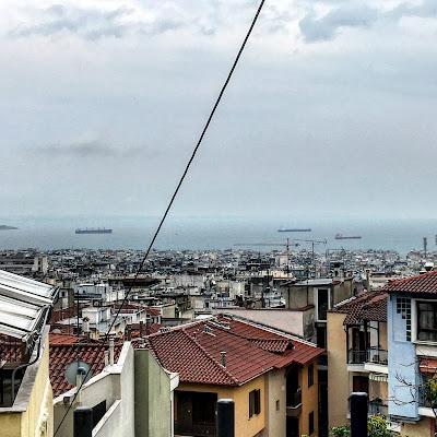 Salonicco panorama