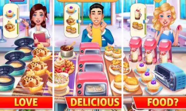 kitchen craze: العاب بنات طبخ و العاب مطعم.