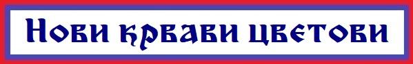 Војислав Ј. Илић Млађи - Нови крвави цветови