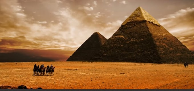 10 surprising secret of the Ancient Egyptian pyramid was exposed