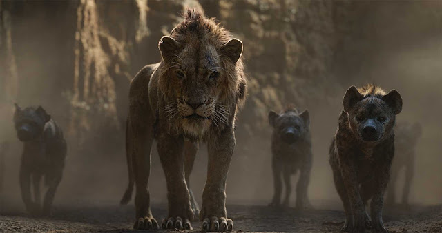 Download The Lion King (2019) Hindi Dual Audio 720p Bluray || MoviesBaba 4