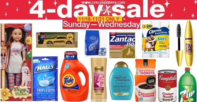 http://www.cvscouponers.com/2018/11/cvs-4-day-sale-coupon-deals-1118-1121.html