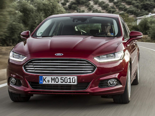 Ford Mondeo/Fusion 1.0 EcoBoost