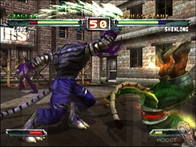 Bloody Roar 2 screenshot 1