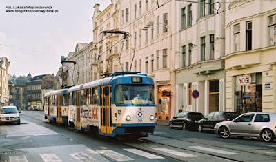 Tatra T3, Dopravni Podnik Ostrava