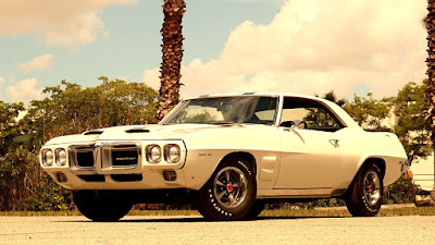 1969 Pontiac Trans AM Ram Air IV Front Right