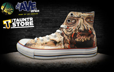 Le Converse All Star The Walking Undead