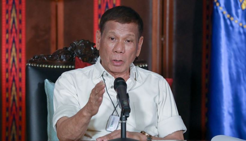 President Rodrigo Duterte to address the public anew