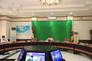 Rapat Kerja Nasional Rakernas Akselerasi Transformasi Digital Pengembangan SDM