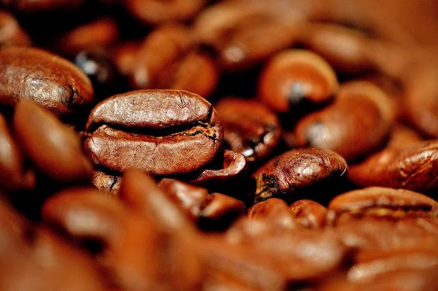 proses penyaringan biji kopi