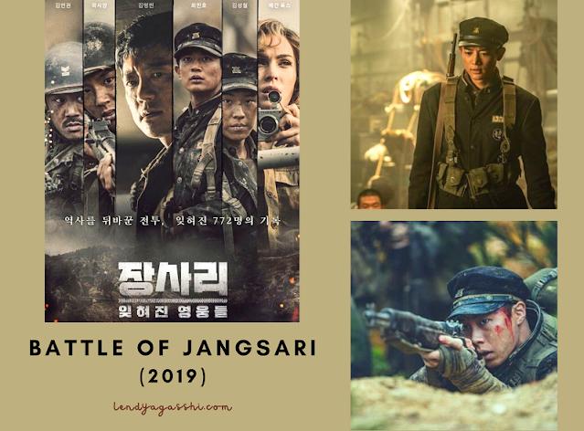 Rekomendasi Film Korea Terbaik : Battle of Jangsari
