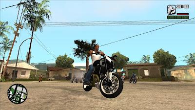 GTA San Andreas New Motor Bikes Pack 2020