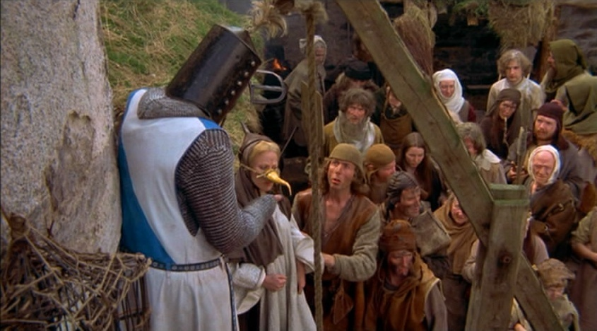 Music N' More: Quotes From Monty Python and the Holy Grail