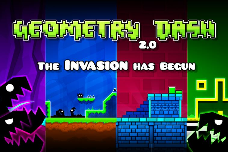 download Geometry Dash Mod Apk 1