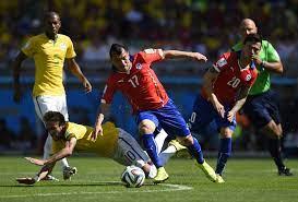موعد مباراة البرازيل وتشيلي في تصفيات كأس العالم