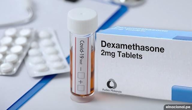 La dexametasona, un esteroide reduce un tercio la mortalidad en pacientes graves de coronavirus.
