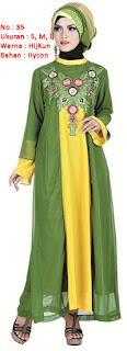 SALE 65% | Busana Muslim | Gamis Syar'i | Baju Gamis Murah 35