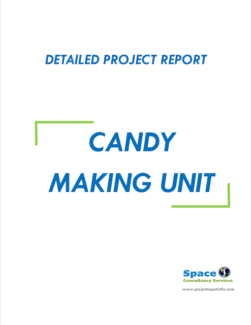 Project Report on Candy Making Unit