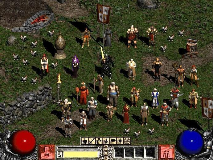 Diablo II: Lord of Destruction for Mac - Free download and ...