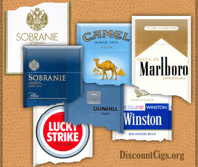 Discount Cigarettes for UK