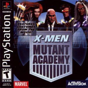 X-Men: Mutant Academy (2000) PS1
