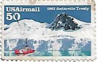 Selo Tratado da Antártida