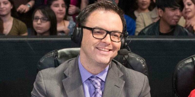 Mauro Ranallo is Leaving WWE