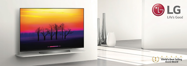 LG is the World's Best-Selling OLED TV Brand for Second Straight Year