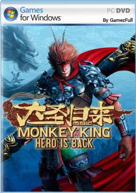 Monkey King Hero is Back PC [Full] Español [MEGA]