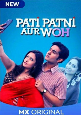 Pati Patni aur Woh 2020 HDRip 1.4GB Hindi S01 Complete Download 720p