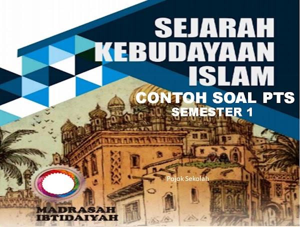 Download Soal PTS SKI Semester 1 Kelas 3 MI Semester 1 Sesuai KMA 183 Kurikulum 2013