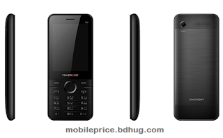Symphony T95 Feature, Specification, Price In Bangladesh