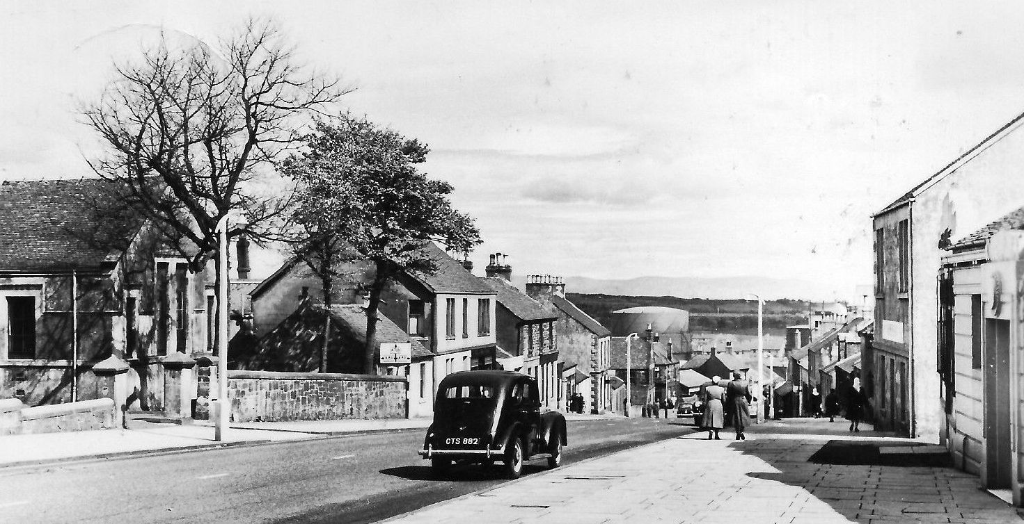 tour scotland old photograph south street armadale west