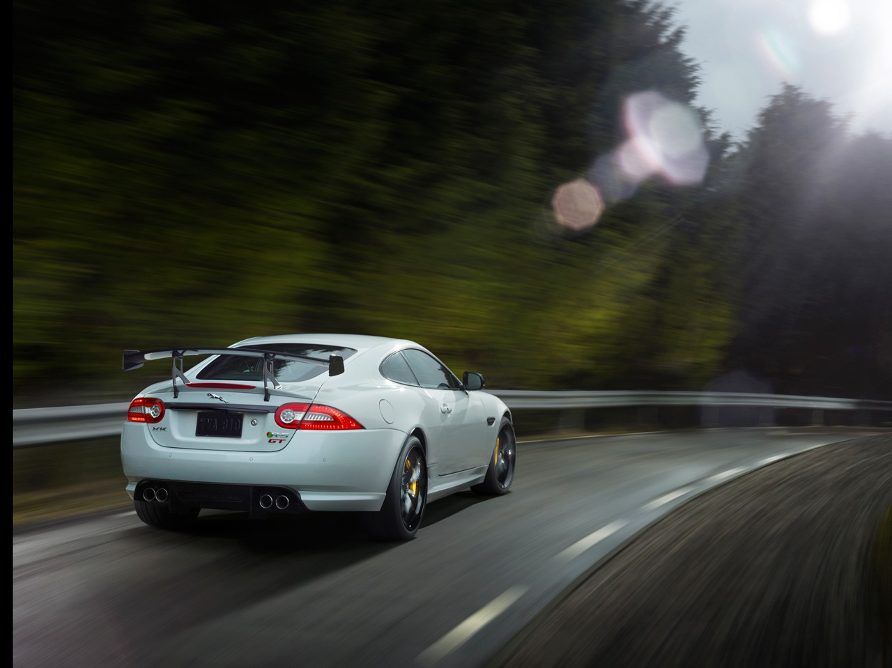 2014 Jaguar XKR-S GT: The Lastest & Fastest Offering from