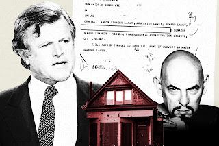 Satan, the FBI, the Mob-and the Forgotten Plot to Kill Ted Kennedy