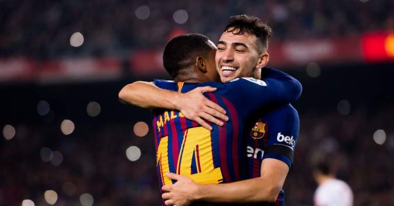 Munir Accuses Barcelona Of Forcing Ernesto Valverde To