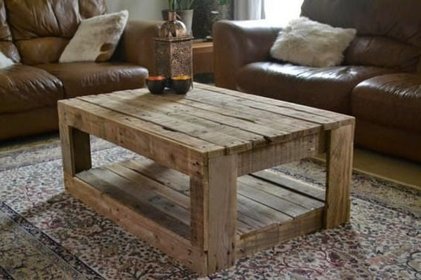 16 Things You Can Do With Recycled Pallets 2