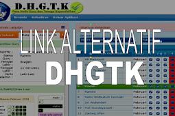 Link Alternatif Login DHGTK tahun 2018