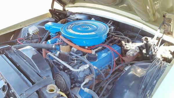 1969 Ford Thunderbird 429 Thunderjet Buy American Muscle Car