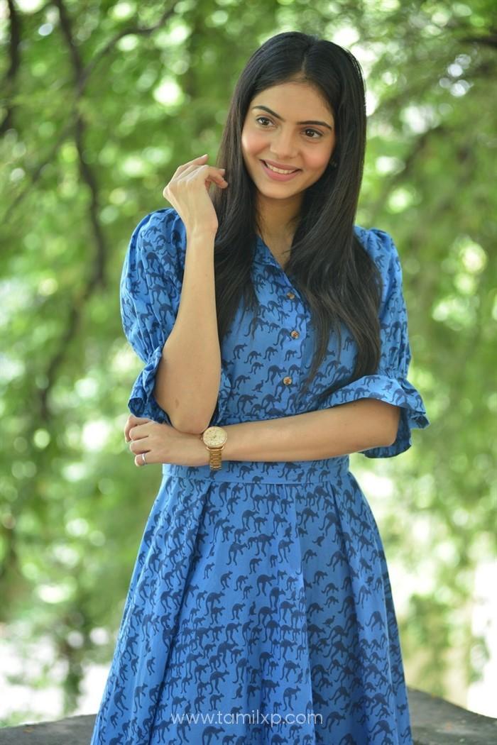Telugu Actress Misha Narang